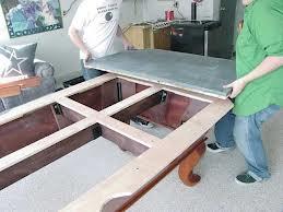 Pool table moves in Omaha Nebraska