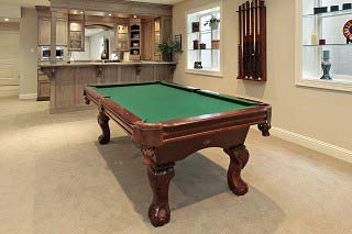Pool Table Movers OmahaSOLO Professional Pool Table Installers - Pool table movers omaha