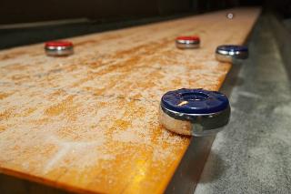 SOLO® Shuffleboard Movers Omaha, Nebraska.