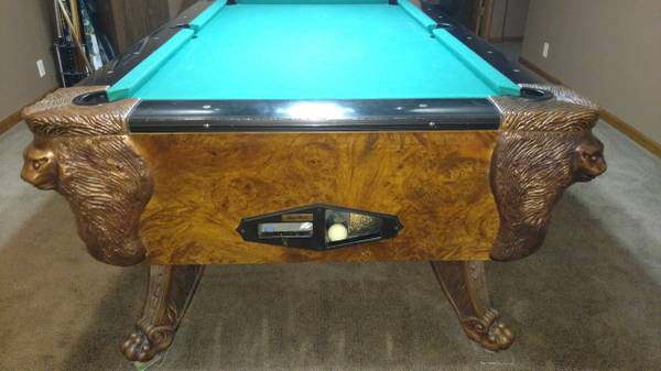 Irving Kaye Pool Table Elcho Table - Pool table movers omaha