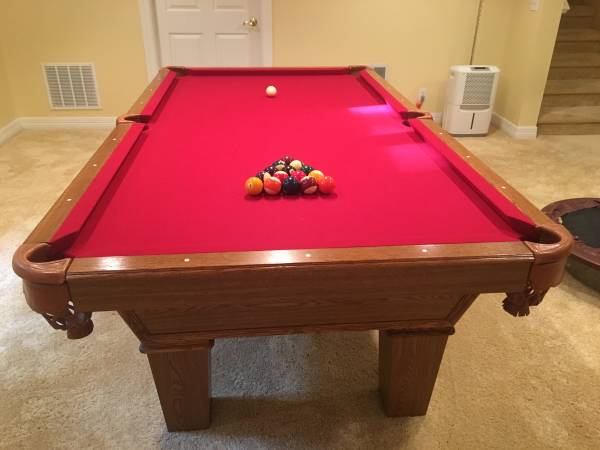 SOLO® - Omaha - Pool Table with Ping Pong Topper-39