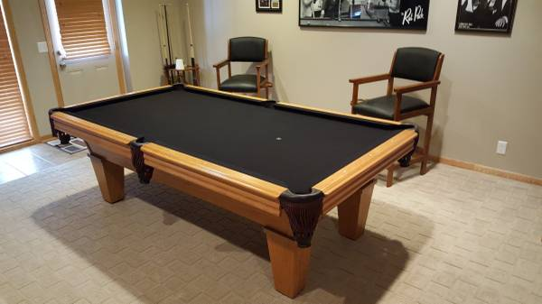 Pool Tables For Sale In Nebraska OmahaSOLO Pool Table Movers - American heritage pool table prices