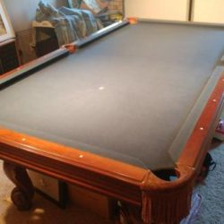 8' Olhausen Pool Table - Portland Series