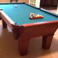 Pool Table Olmansen