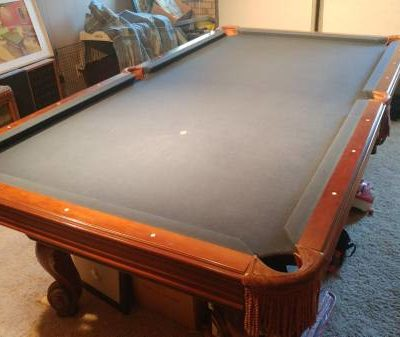 8' Olhausen Pool Table - Portland Series (SOLD)