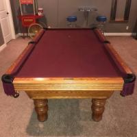 Oldhausen 8ft Pool Table
