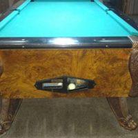 Pool Table - Collectible - Irving Kaye Lion Head