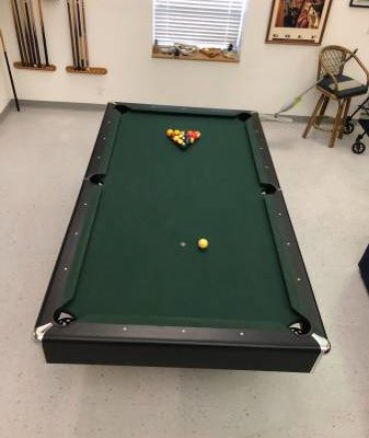 8 Foot Quality Pool Table (SOLD)