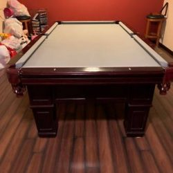 DLT Pool Table & Accessories
