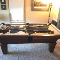 Pool Table Barely Used In Excellent Shape