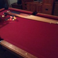 AMF Play Master Pool Table