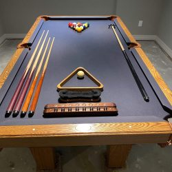 Olhausen 7ft American Made Pool Table (SOLD)